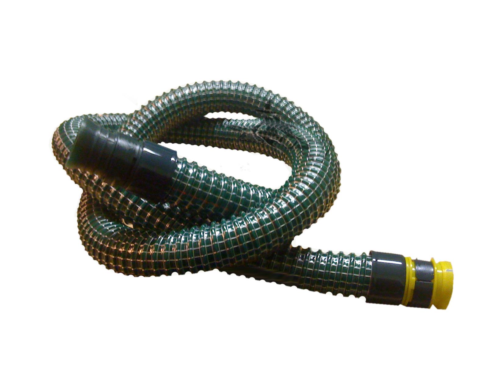 Schlauch Reparaturschlauch mit Federstahlspirale passend  -> Staubsauger Schlauch